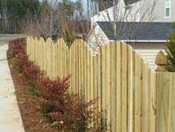 Triangle Fence Raleigh Fencing Durham Fences Triangle
